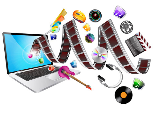 A look at different forms of multimedia