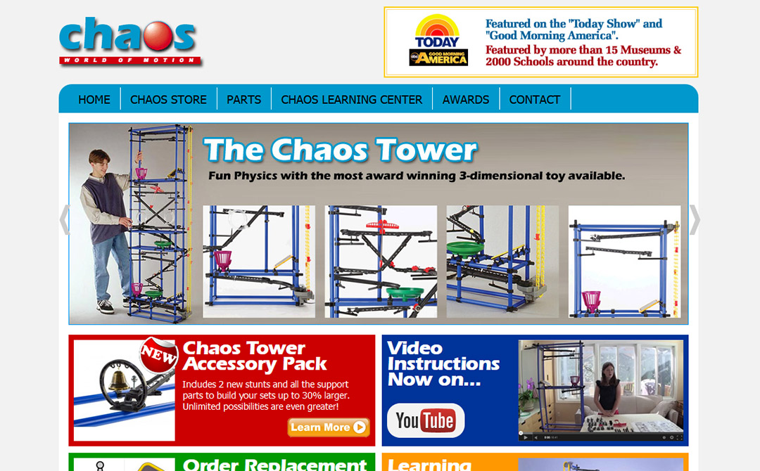 Chaos Toy