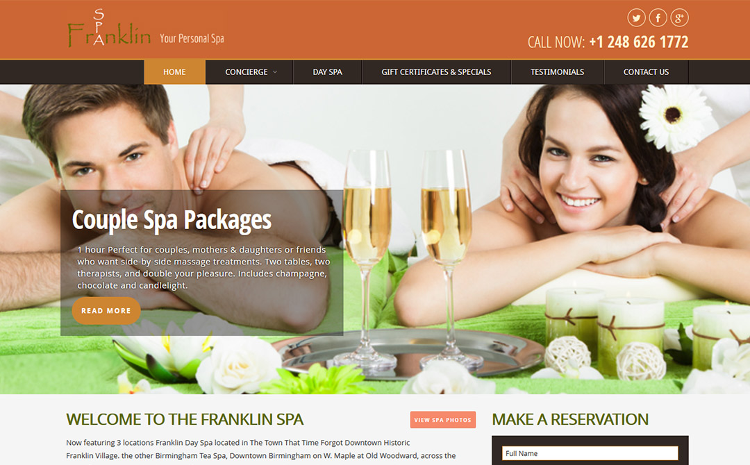 The Franklin Spa