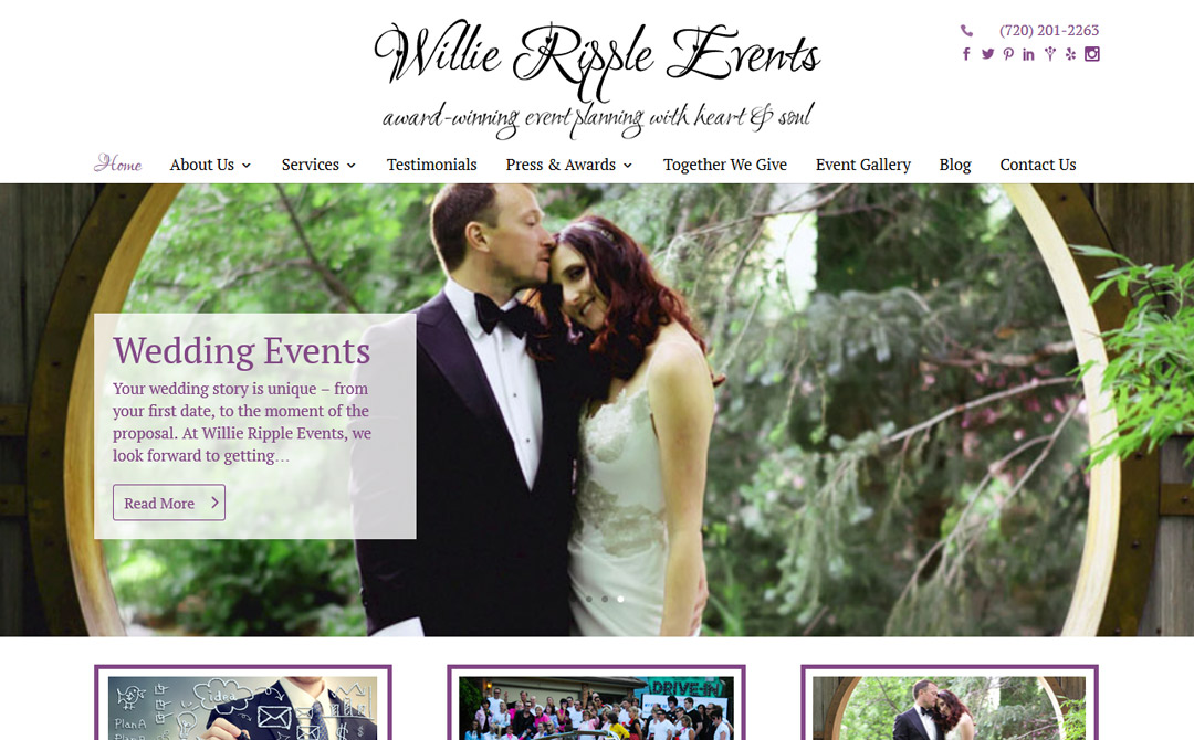 Willie Ripple Events